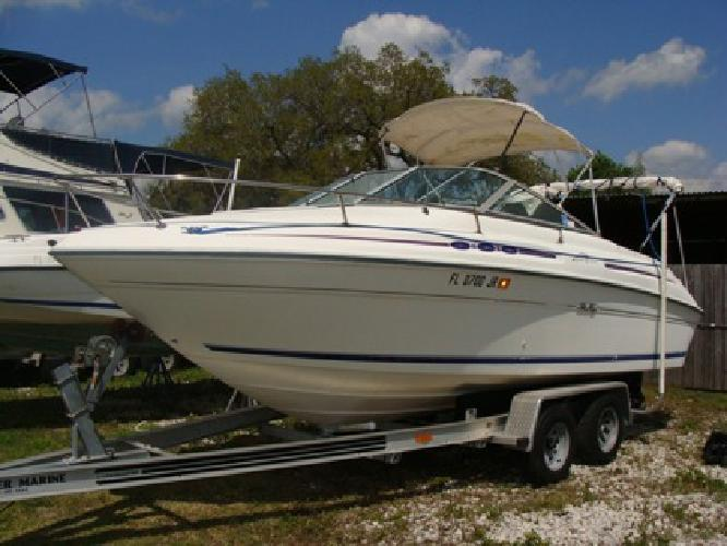 $10,500 21' Sea Ray Express Cruiser 1996