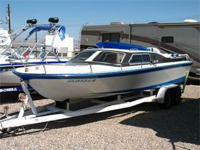 $10,995 1983 24' Biesemeyer Day Cruiser
