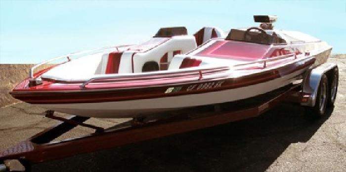 $11,500 1989 Ultra Open Bow Jet Boat