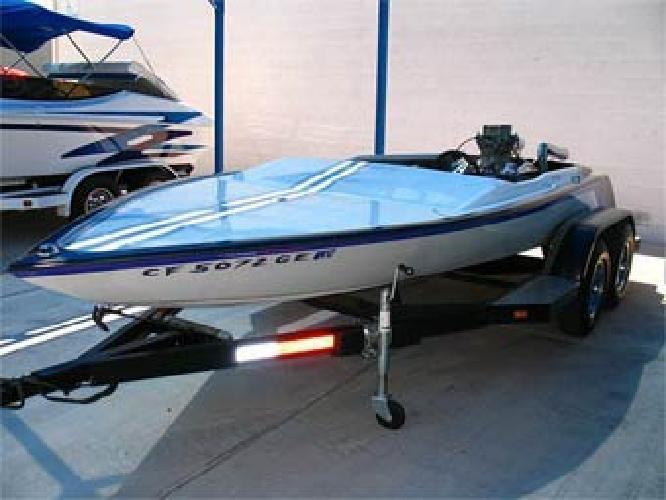 $11,995 1978 18' Banzil Jet Boat
