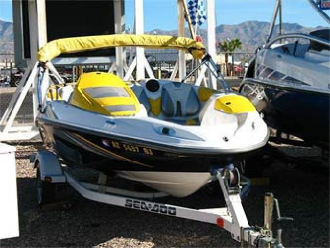 $11,995 2005 15' Sea Doo Sportster