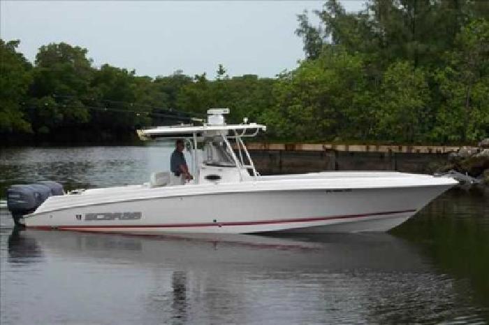 $124,900 2007 Wellcraft 35 SCARAB