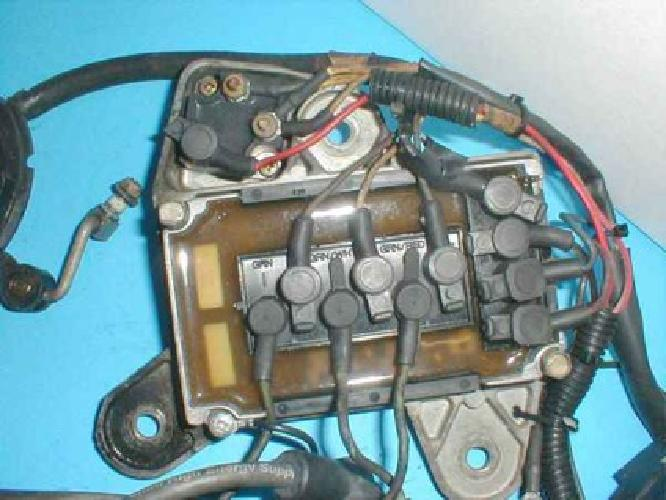 $125 mercury ignition system 3 cyl 70hp (watertown)