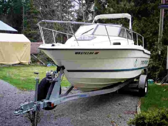 $12,500 1998 21' Bayliner Trohpy (Camano Island)