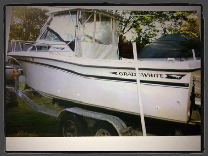 $14,000 OBO 1991 22' Grady White Seafarer