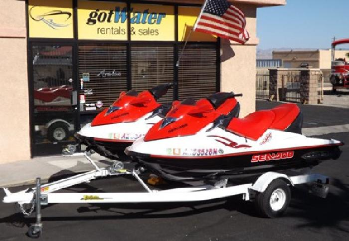$14,500 2006 Sea-Doo Wake Board Edition Jet Skis