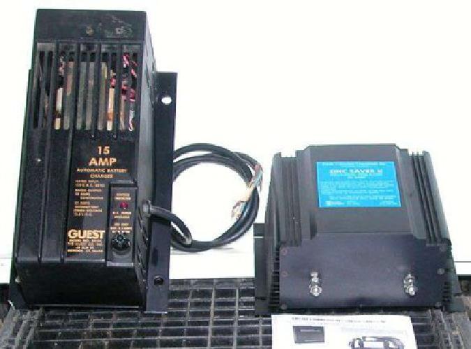 $150 Battery Charger,15Amp, FerroMagnetic / Galvanic Isolator+*+* (Wasilla