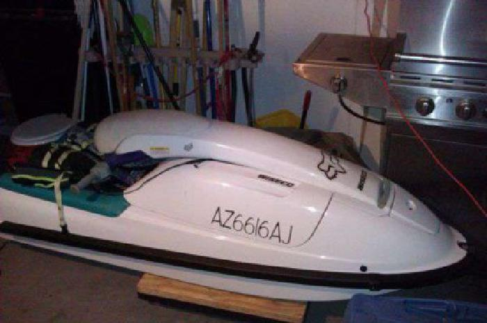 $1,500 92 Kawasaki 750sx (Kingman AZ)