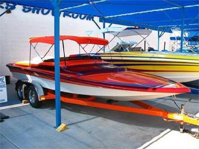 $16,000 1976 20' Sanger Mini Day Cruiser