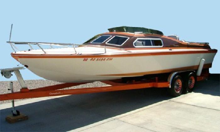 $16,500 1974 Campbell Cuddy Cabin 24'