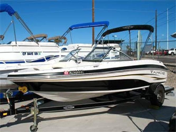 $16,500 2007 19' Tahoe Q4-L