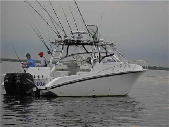 $174,900 2006 Fountain SFC Sportfish Cruiser (LOADED!)