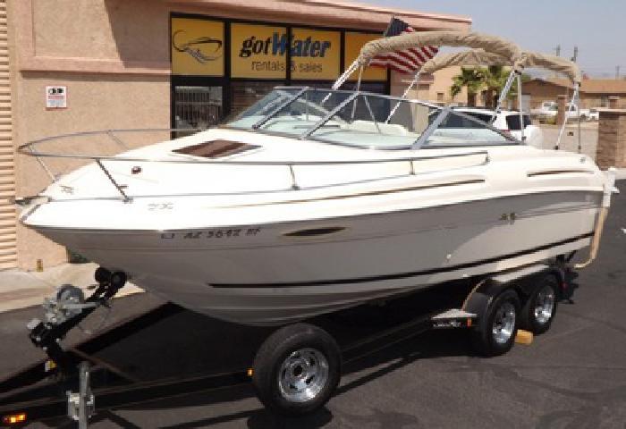 $17,900 2000 Sea Ray 215 Express Cruiser 21'