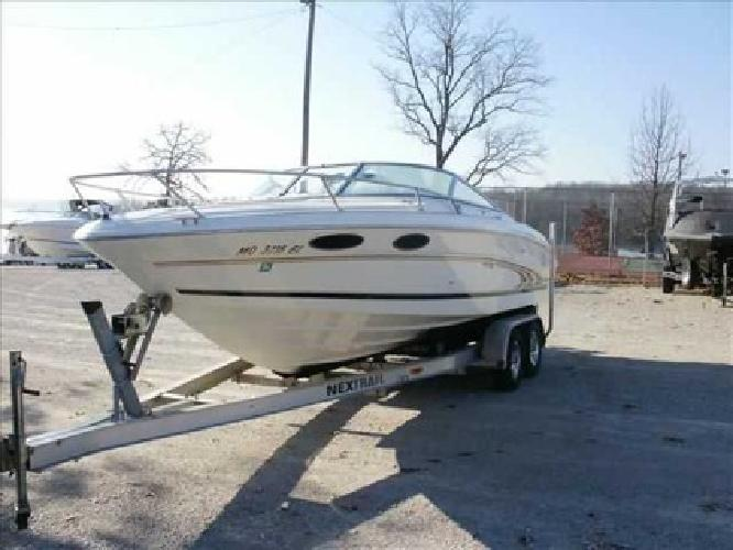 $18,495 1998 Sea Ray 230 OVERNIGHTER