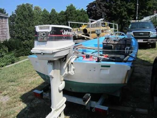 $1,900 13' Boston Whaler (Marblehead)
