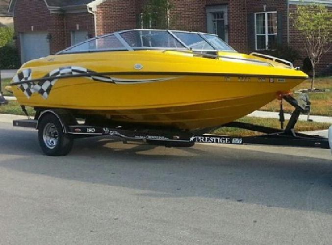 $19,500 boat