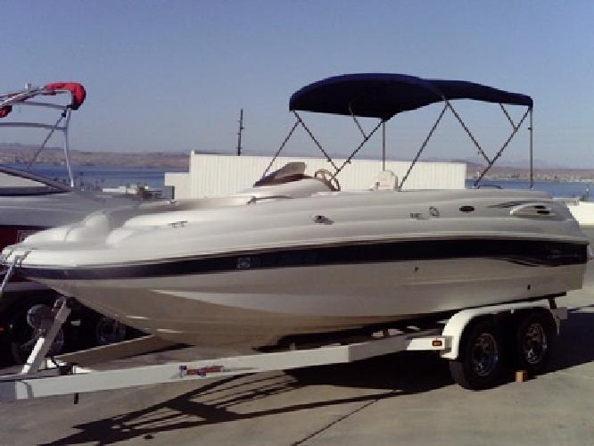 $19,500 Chaparral Deck Boat