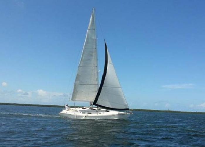 1983 45? Morgan Nelson Marek Sail Boat
