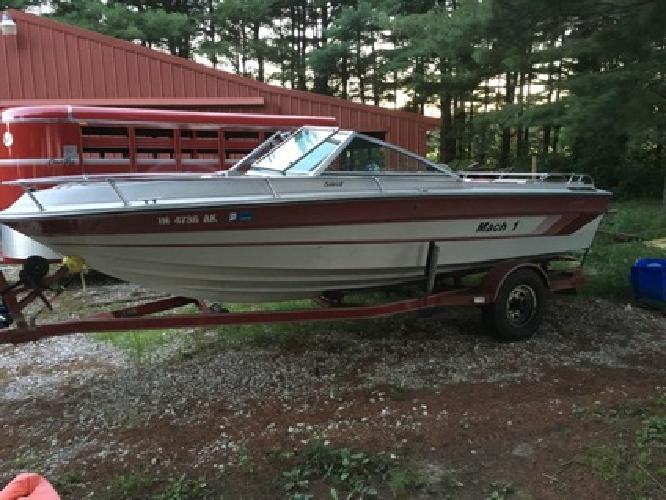 1989 Mach 1 190 - GREAT FAMILY BOAT