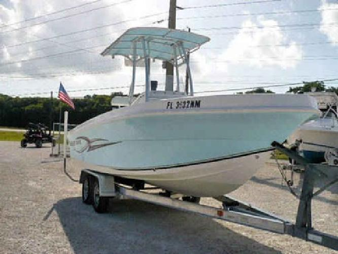 $19,900 2007 20 Angler 204FX Limited Edition C/C