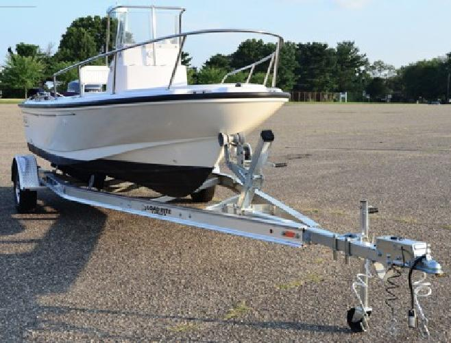 1997 Boston Whaler 17 Outrage Yamaha 115 SW Series