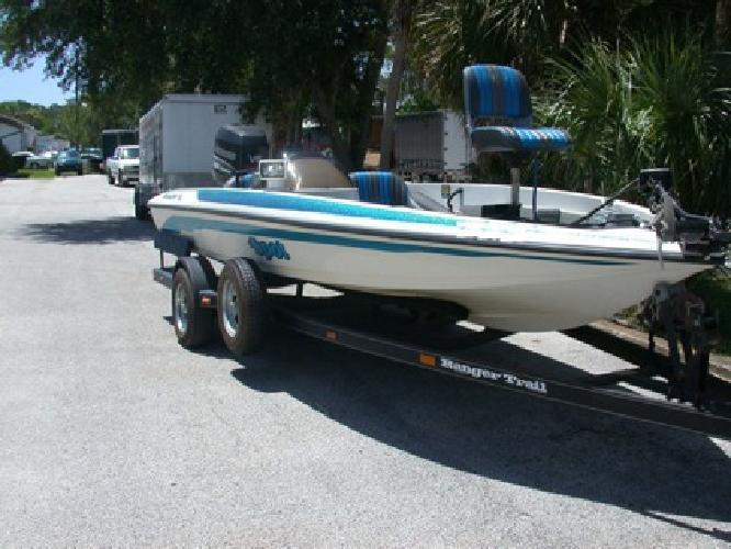 1998 Ranger R91 Bass Boat- 20ft- NICE