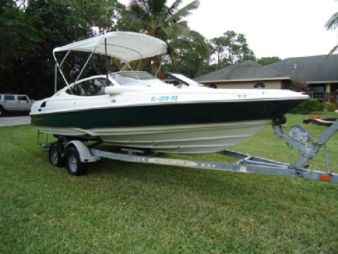 1998 REGAL 2100LSR Bow Rider 2011 Volvo Penta 4.3 Great Condition -