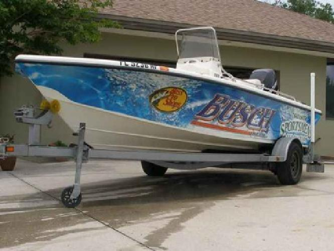 $19,985 2007 Mako (Only 84 Hours! Excellent Condition!)