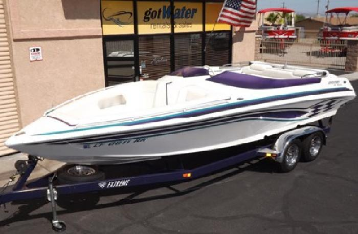 1999 Lavey Craft Nuera Open Bow 24'