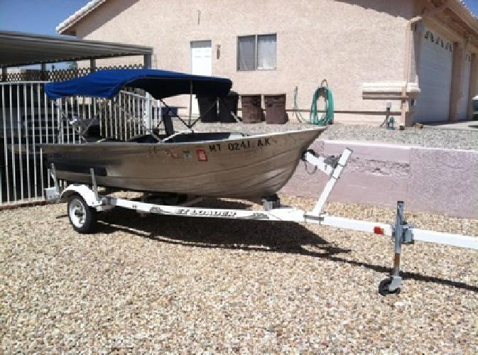 $2,000 1988 Valco ALuminum 12 ft boat