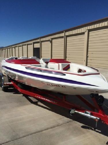 2001 Caliber 1 Boats Velocity 230
