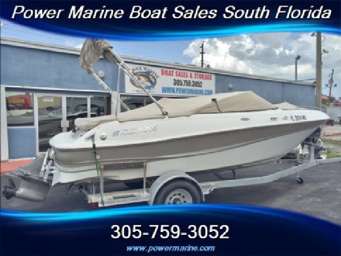 2002 Four Winns 190 Horizon w/ Full Cover & Trailer/CALL US TODAY