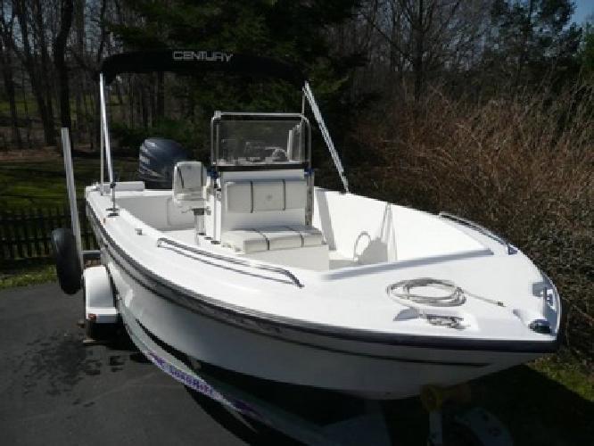 2003 Century 1800 115HP 4 stroke Boat