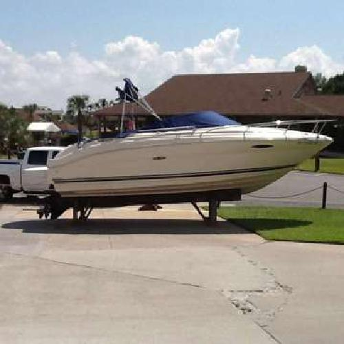 2003 Sea Ray 225 Weekender w/ 5.0 L MPI Mercruiser & trailer
