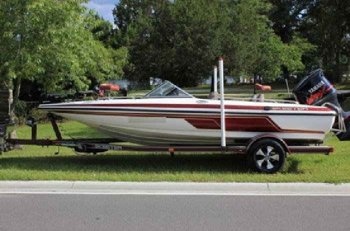 2004 Skeeter Sl190 Fish and Ski Boat for sale in Los Angeles