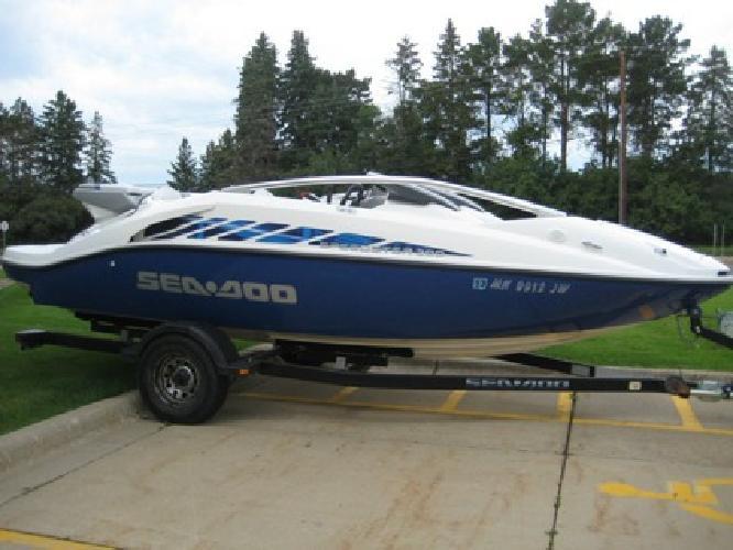 2005 Sea Doo Speedster 200 370HP
