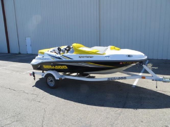 2005 Sea Doo Sportster 215hp 4 Tech Jet Boat for sale in