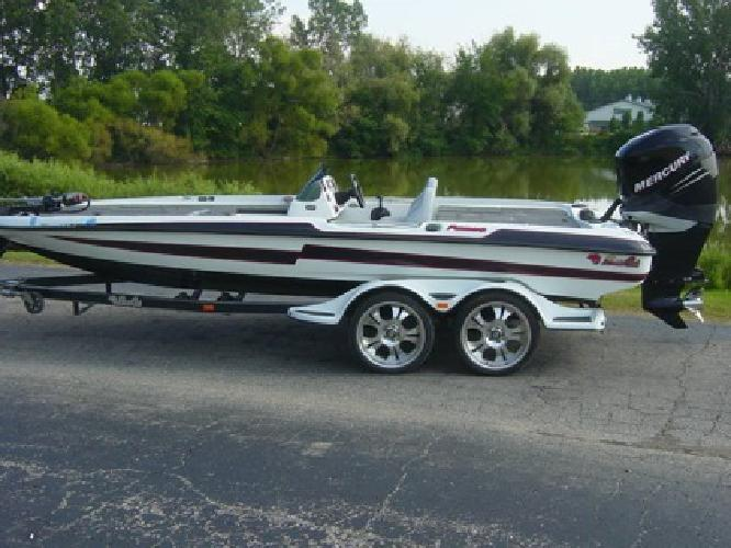 2006 BASS CAT PUMA with 275 HP Mercury Verado 80+MPH Boat