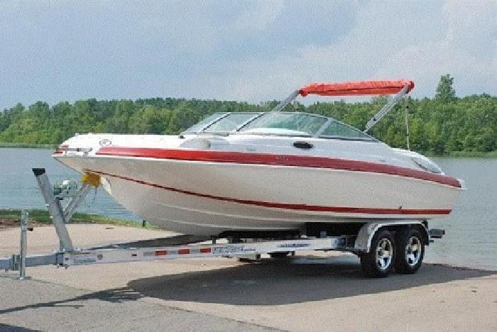 2006 Kayot 225 Deck Deck Boats