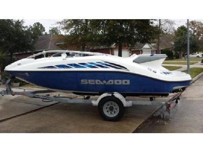 2006 Sea-Doo 430 Speedster