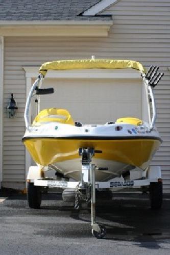 2006 Sea Doo Sportster Jet Boat