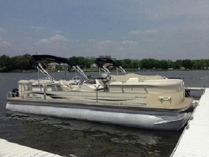 ³2006 Sun Tracker 115 HP Optimax Single Outboard³