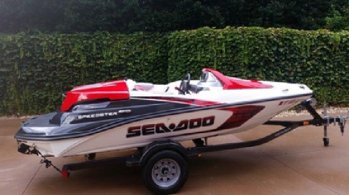 ..2007'' Sea Doo Speedster 150''/