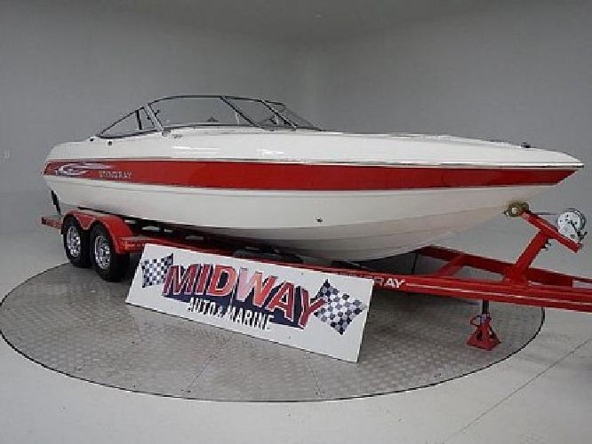 2007 Stingray 230LX