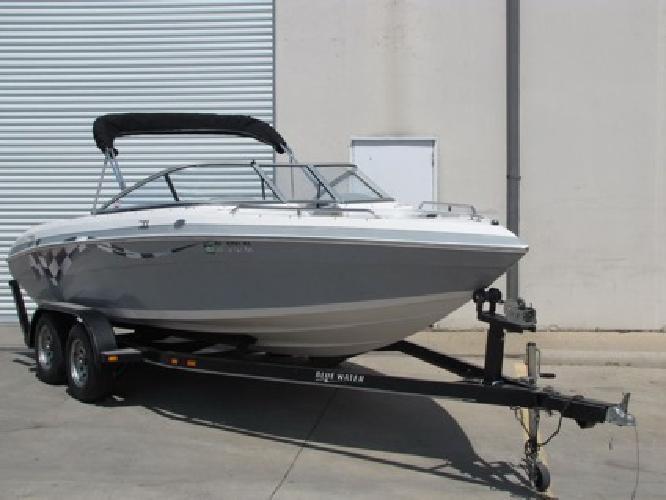 2008 Blue Water Cascade Boat 5.0 Gxi Volvo Penta Motor