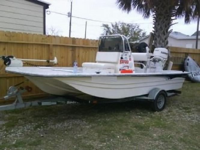 2008 Dargel 170 Skout Boat