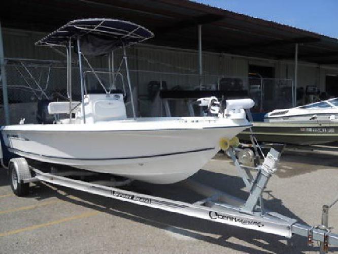2008 Sea Hunt 190 Boat