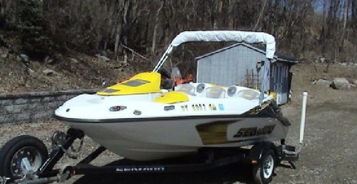 2008/ Sea/Doo 150 Speedster