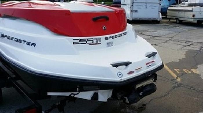 2009 Sea-Doo Speedster 150 255 Hp Jet Boat with Trailer Supercharged Fresh Water