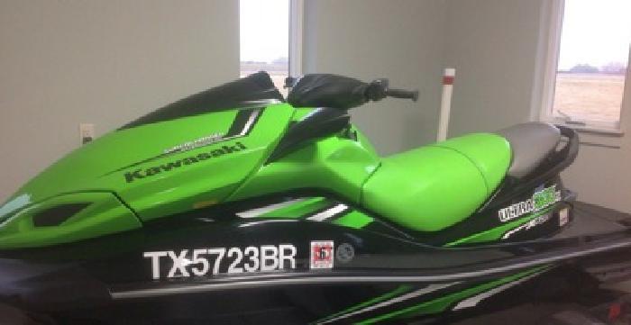 2011// Kawasaki jet ski 300X*
